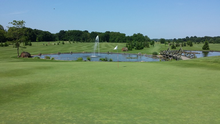 Golf Course Livada