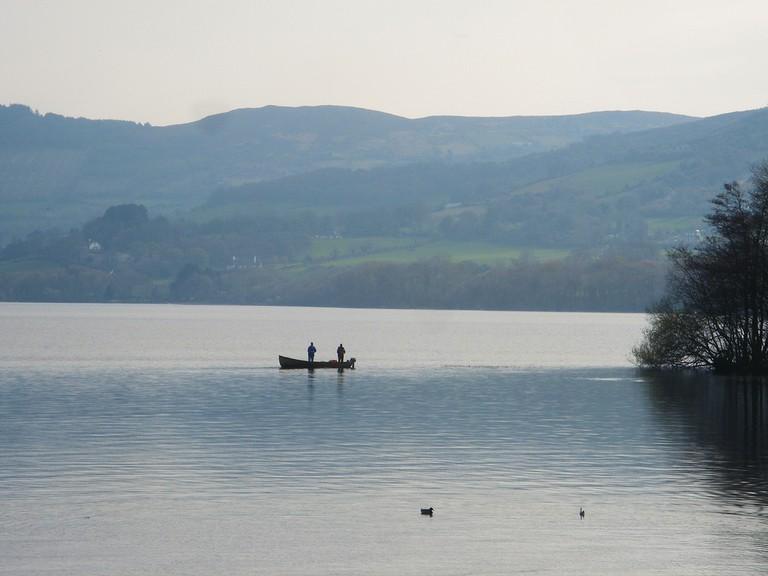Lough Derg Morning