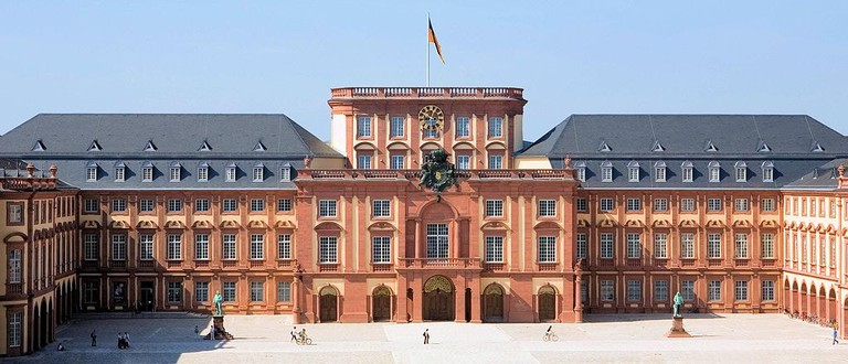 Mannheim Palace | © Stefanie Eichler / Wikimedia Commons