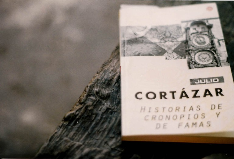 A book by Cortázar