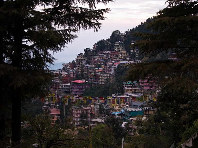 View of McLeod Ganj