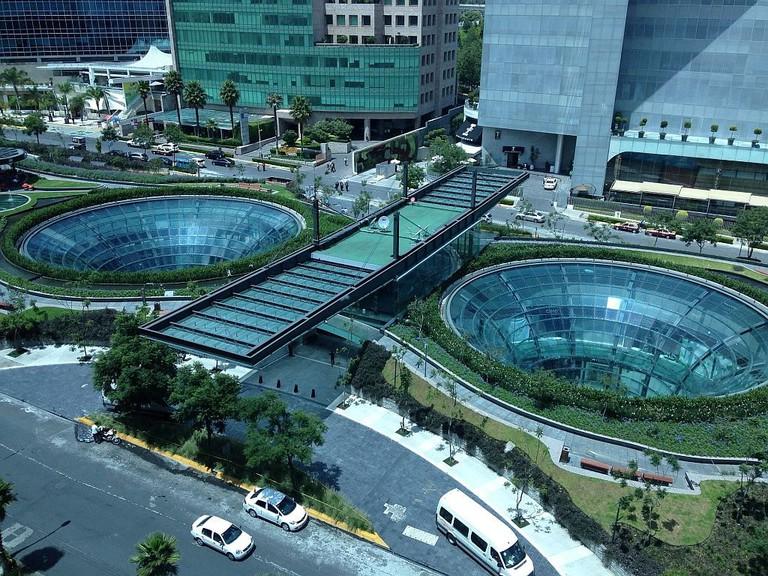Colonia Santa Fe, Mexico City / pixabay