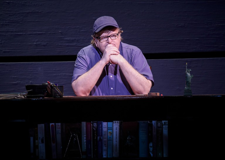 Grump: Michael Moore in The Terms of My Surrender