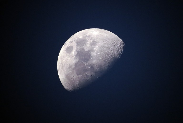 Details of the Moon