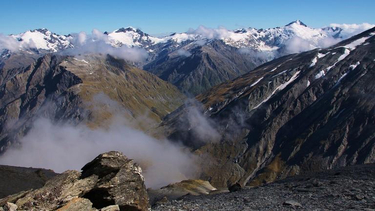 Mt Aspiring National Park, New Zealand