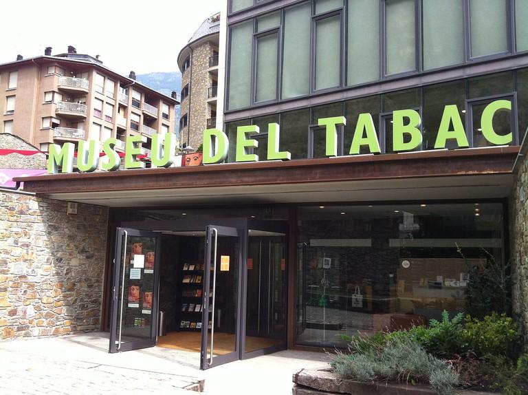 Museu del Tabac, Andorra | ©Kippelboy / Wikimedia Commons