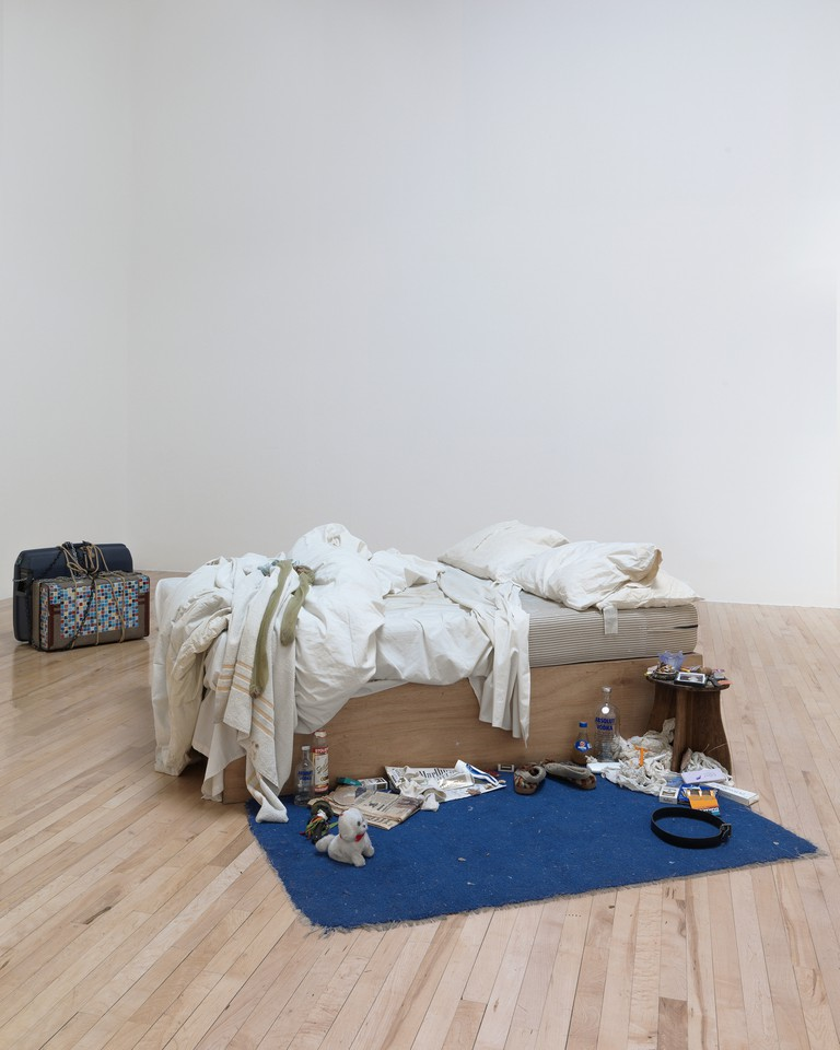 Tracey Emin, 'My Bed' 1998