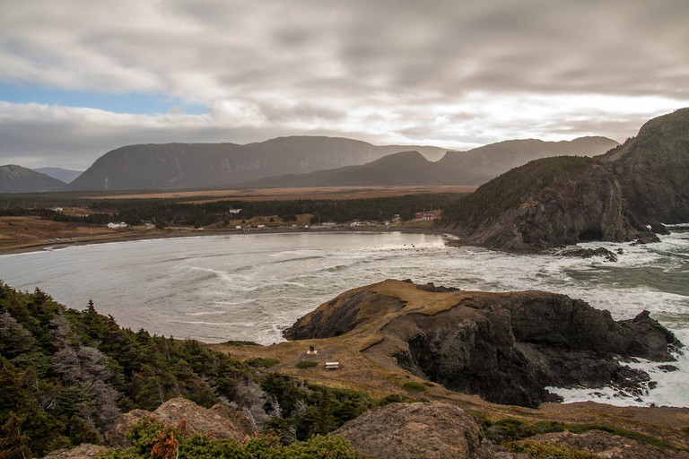 Landscapes of Newfoundland & Labrador