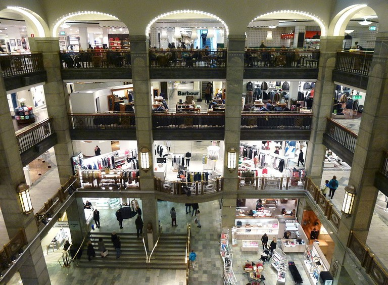 NK is Sweden's most exclusive department store