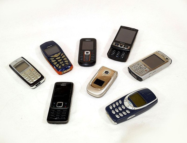 Nokia phones developed in Finland / Santeri Viinamäki / WikiCommons