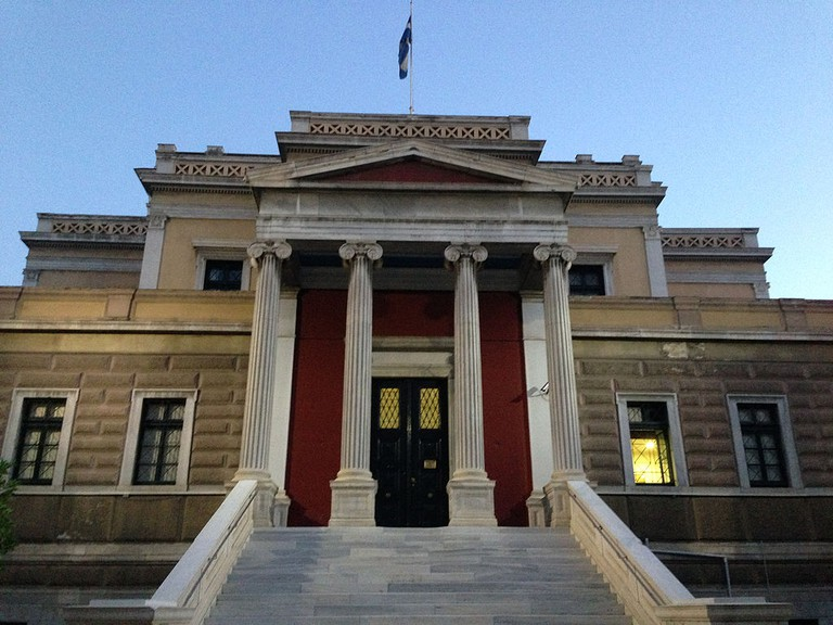 Old Parliament House, Athens, Greece | Athenswalk / Wikimedia Commons