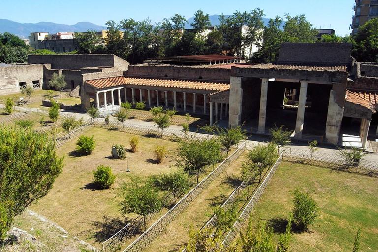 Villa Poppaea, Oplontis