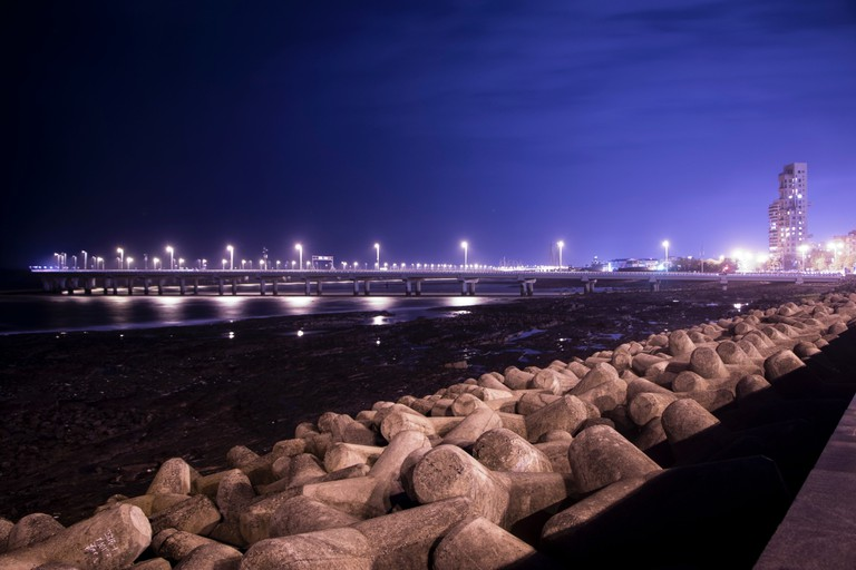 Worli Sea Link