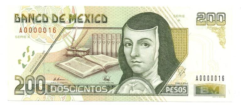200 pesos