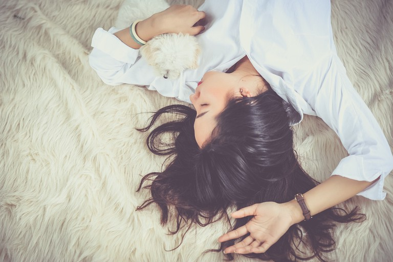 Could a sleep spa ritual combat insomnia?