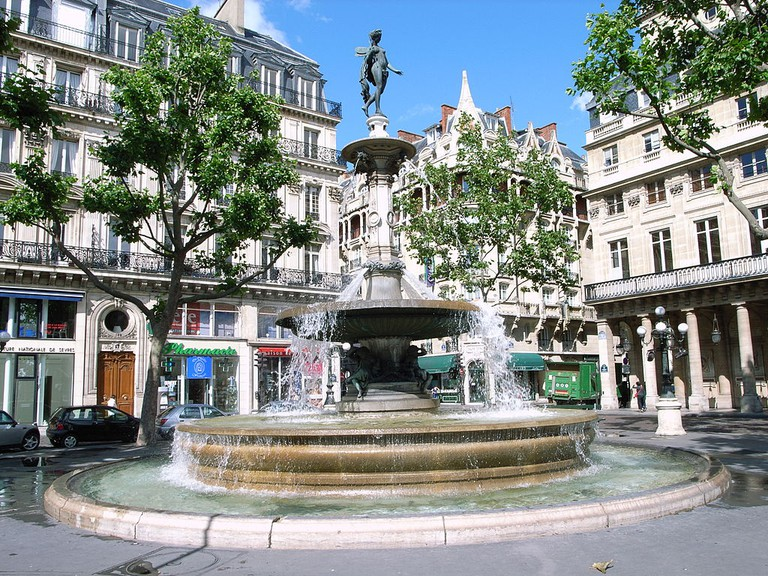 Place Andre-Malraux │© Steve Cadman / Wikimedia Commons