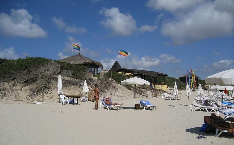 Es Cavallet beach © Tekno29 / Wikimedia Commons