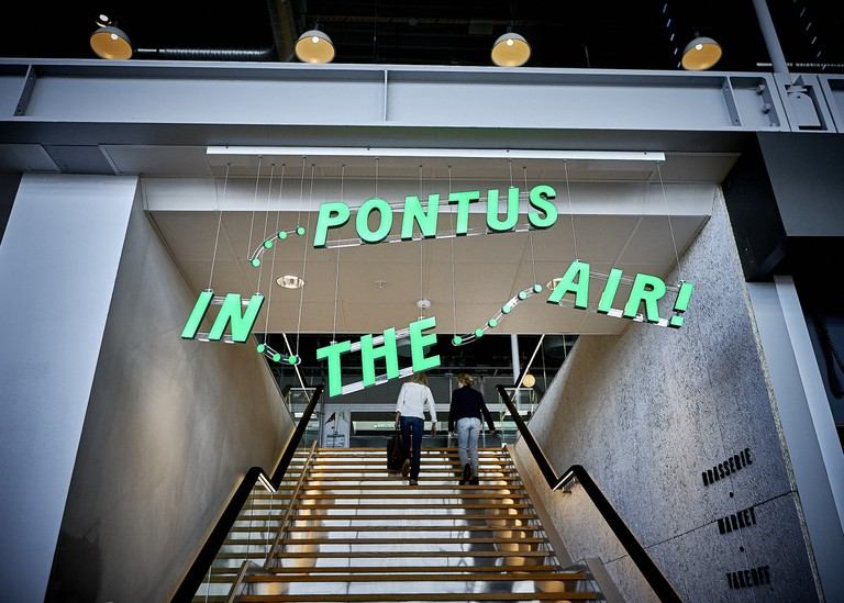 For both elegance and taste try Pontus in the Air