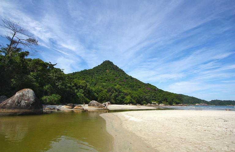 Dois Rios beach |© Nathan Chor/WikiCommons