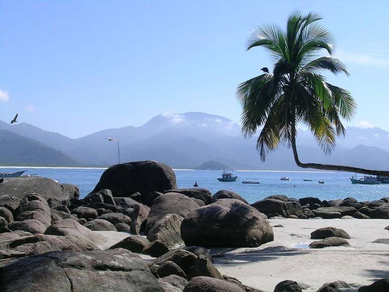 Aventureiro beach |© Lgcraft/WikiCommons