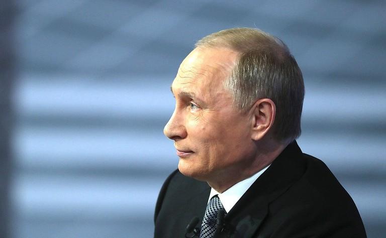 Vladimir Putin | © Kremlin