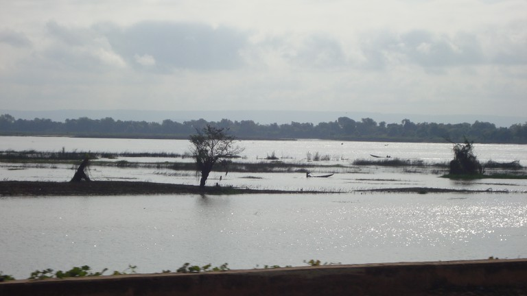 River Niger, Lokoja