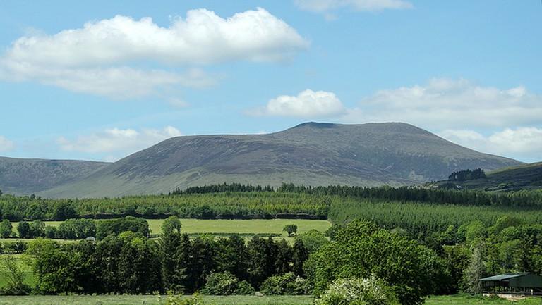 Galty Mountains, Co. Tipperary, Ireland | © Robert Linsdell/Flickr