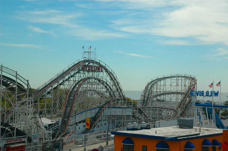 Coney Island a.k.a Rabbit Island