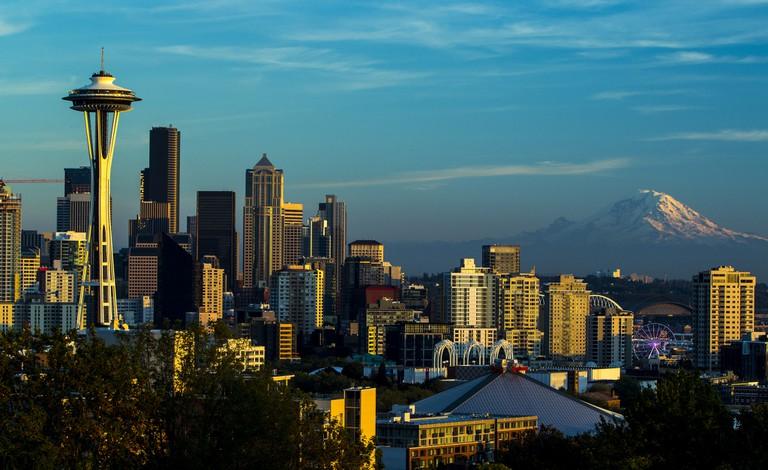 Seattle from Kerry Park   © Tiffany Von Arnim/Flickr