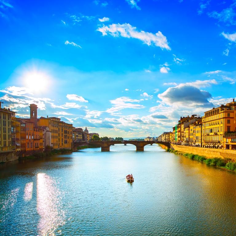 Ponte Vecchio | © StevanZZ/Shutterstock