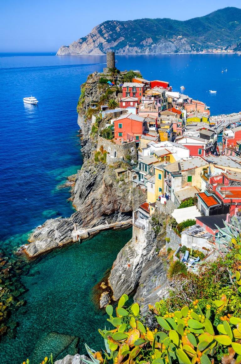 Vernazza, Liguria, Italy | © cge2010/Shutterstock