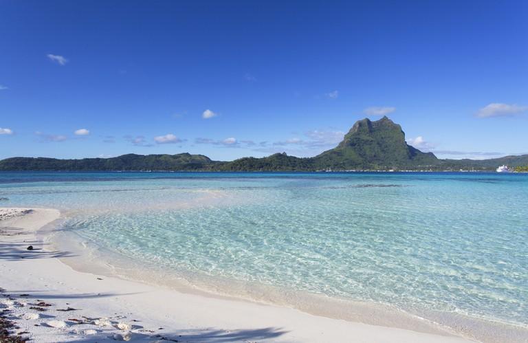 Motu Tapu, Bora Bora