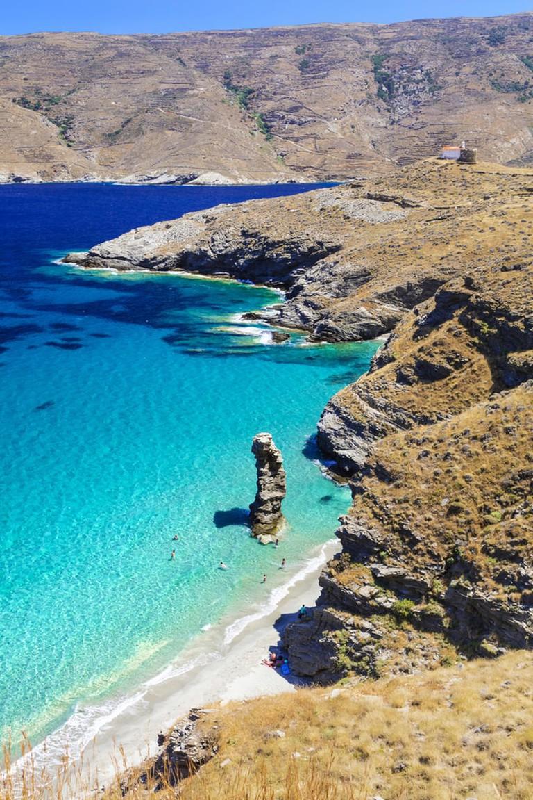 Andros, Greece | © leoks/Shutterstock