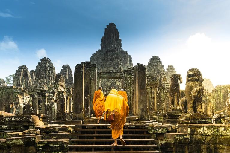 Bayon Temple, Cambodia | © TAMVISUT / Shutterstock