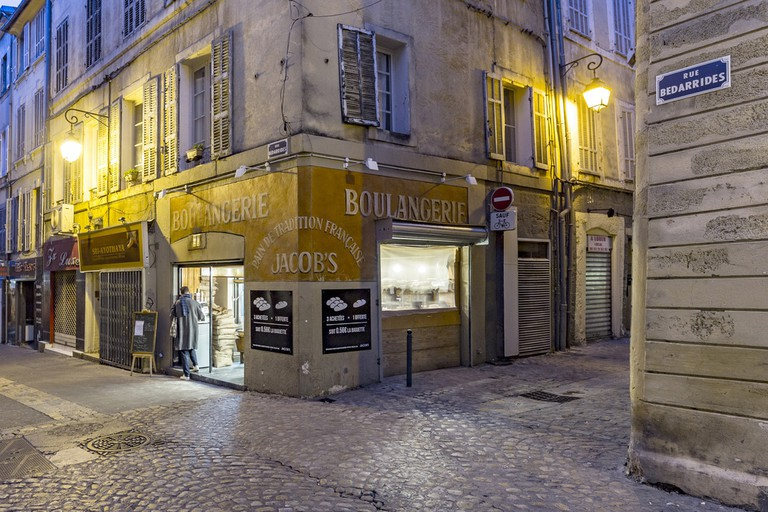 Local chain of bakers, Jacobs, beloved by Aixois locals