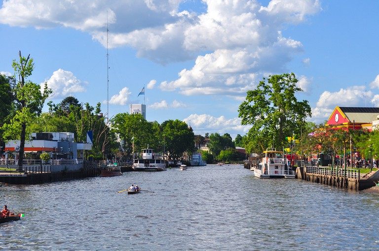 Explore the charming jetties of the river delta | © Jopsstock/Shutterstock