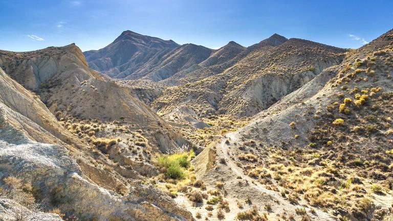Tabernas Desert, perfect for a shootout | © PhotoGranary/Shutterstock