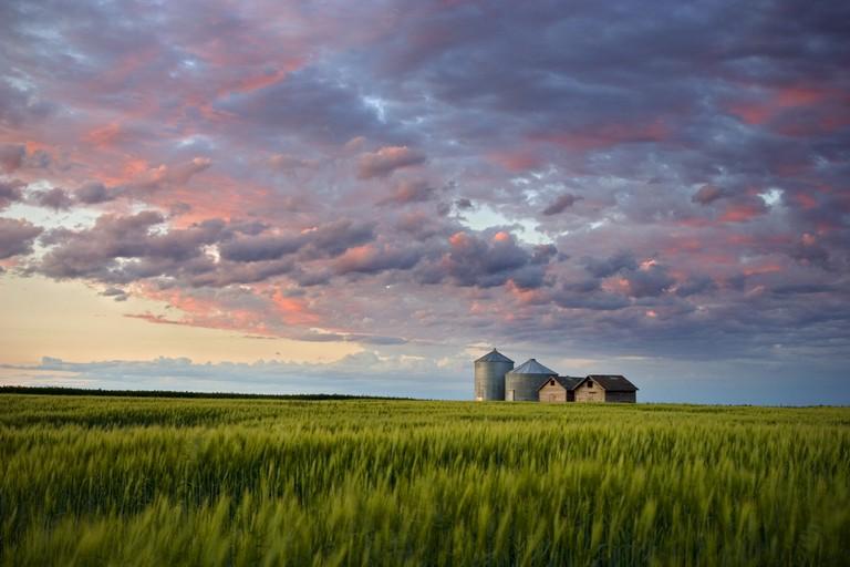 The Gilbert Plains, Manitoba