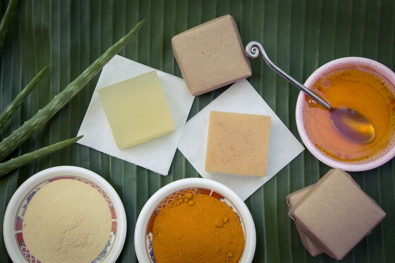 Soap making | © Kuruneko/Shutterstock