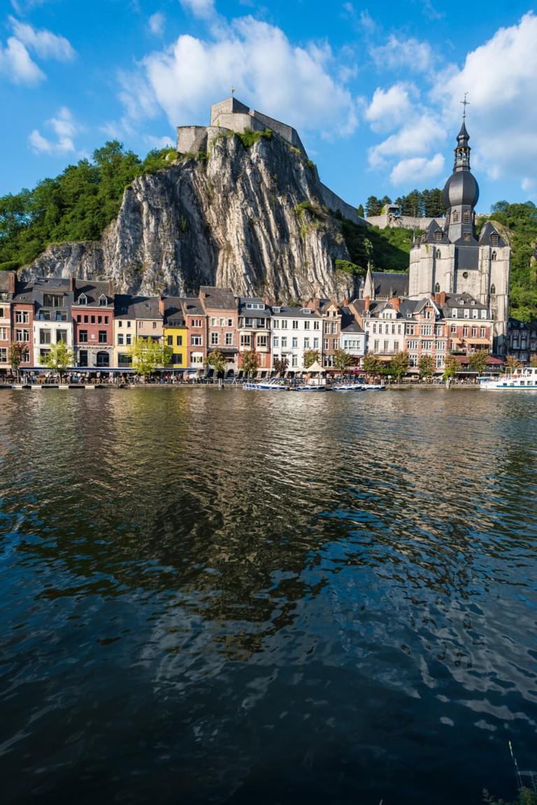 The Collegiate Church of Notre-Dame, Dinant, Belgium | © Anibal Trejo/Shutterstock