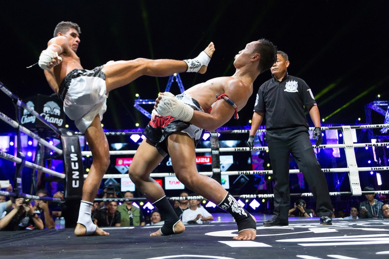 Muay Thai fights in Bangkok | © nattanan726/Shutterstock