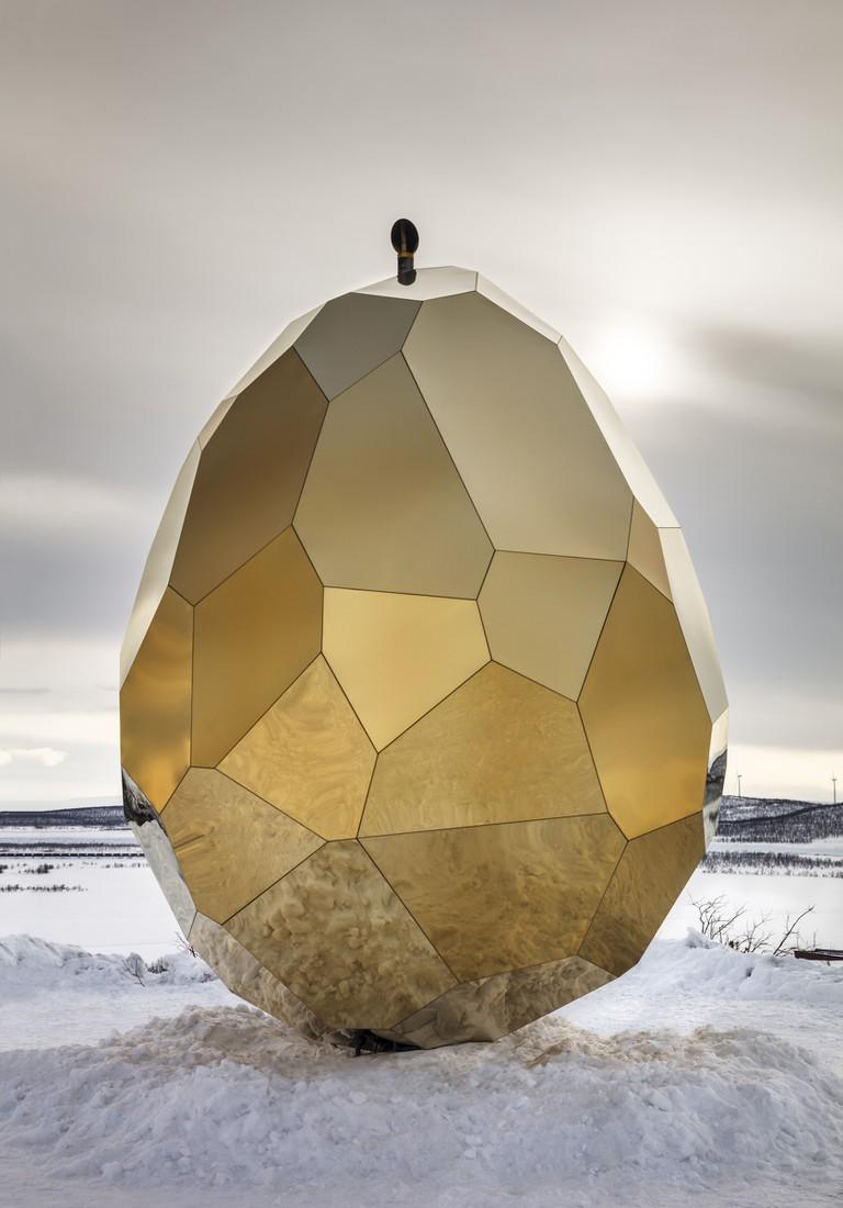 Bigert & Bergström, Solar Egg, 2017