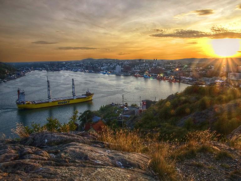 St John's Harbour, Newfoundland