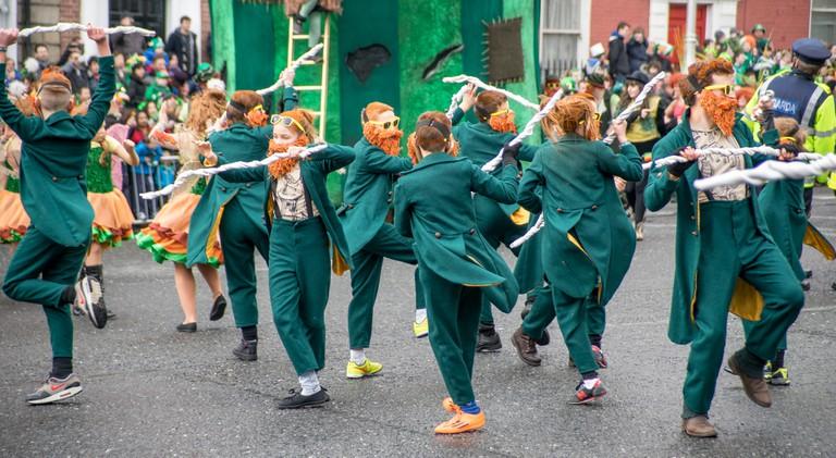 St Patrick's Day 2015, Dublin