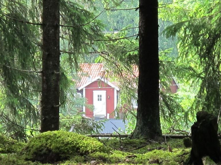 Summer country cottages are highly valued in Sweden