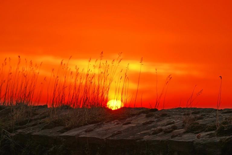 Don't go home until after the sun comes up   thomashendele / Pixabay