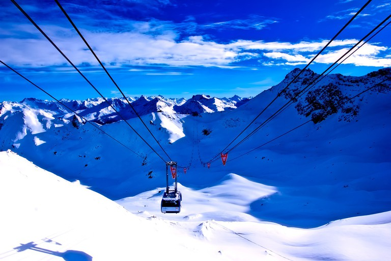 Switzerland's slopes are among the best in the world