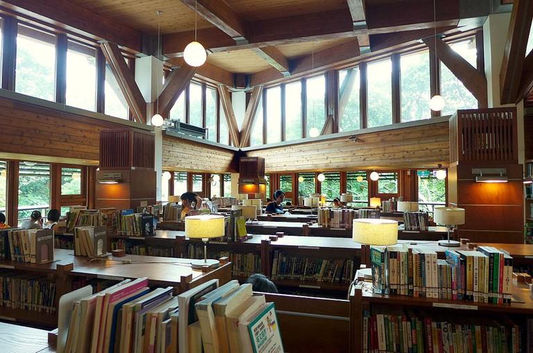 Taipei Public Library Beitou