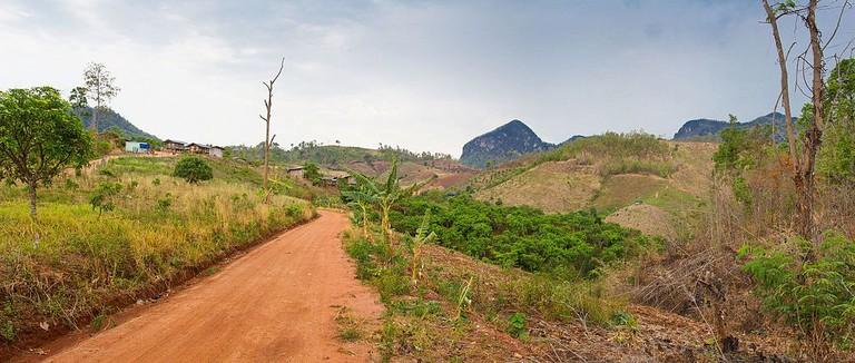 Tambon Ban Pong, Amphoe Phrao, Si Lanna National Park | © Nejumy / Wikimedia Commons