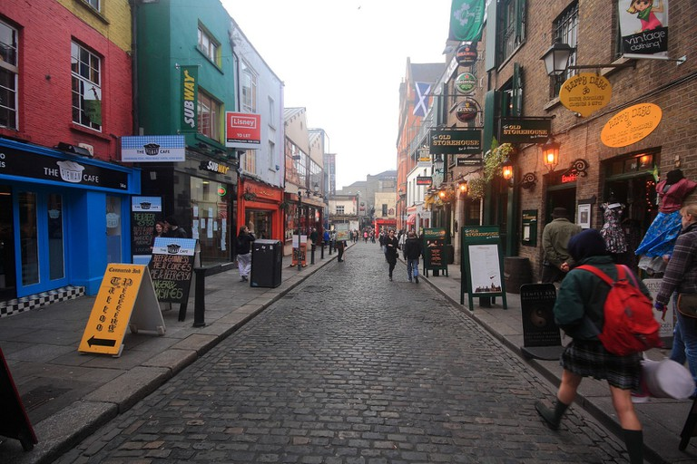 Temple Bar | © Red Junsun/Flickr